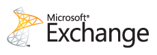 Microsoft Exchange Servers supported by WDDX.NET Store and Forward Services